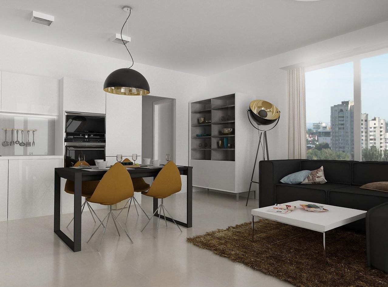 5087bf193cda Nové bývanie vám zariadi interiérové štúdio