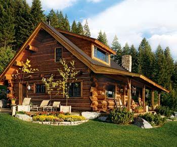 Zrubové domy